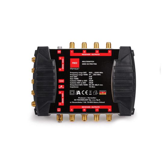 Opticum Multiswitch OMS 5 TRQ 5/8 Platinum Line 1-satelit