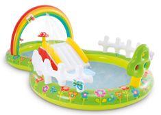 Intex 57154 Gyermekmedence játszótér My Garden