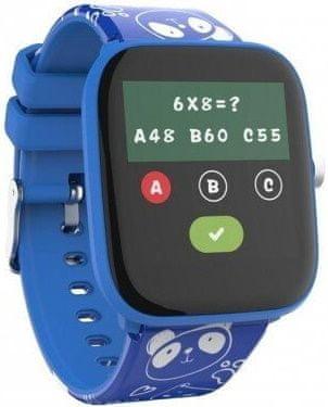 Vivax Smart watch LifeFit HERO kids, modré