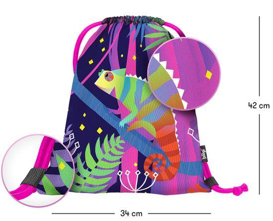 BAAGL Torba na buty Chameleon