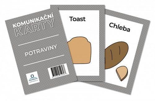 Martin Staněk: Komunikační karty PAS - Potraviny