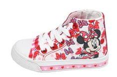 Disney dekliške teniske Minnie D3010120T, 24, beli