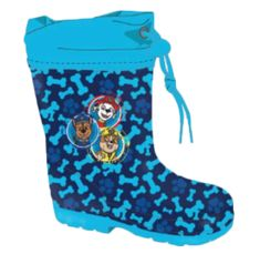 """SETINO Fantovski škornji """"Tačke na patrulji"""" - svetlo modra - 32"""