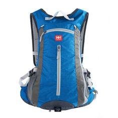Naturehike cyklistický batoh 15l s úchytom helmy - modrý