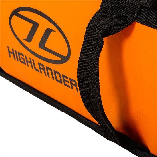 Highlander Transportna torba ali nahrbtnik Storm Kitbag 90 L Rdeča