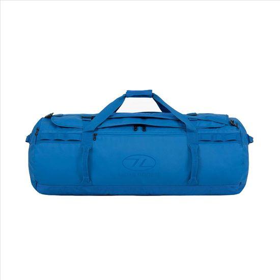 Highlander Storm Kitbag 120 L kék