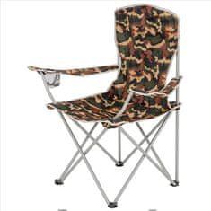 Yate  Moray tábori szék karokkal - como