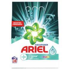 Ariel AquaPuder Touch Of Lenor Color Mosópor 38 Mosás