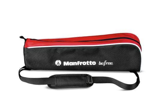 Manfrotto Befree Live aluminijasto potovalno stojalo z video glavo - LEVER LOCK - (MVKBFRL-LIVE)