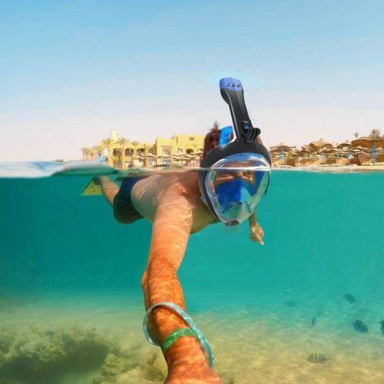 Escubia Celoobličejová potápěcí maska ESCUBIA - FRANCIS Senior