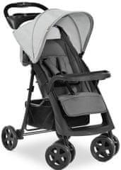 Hauck wózek dziecięcy Shopper Neo II grey 2021