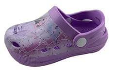 Disney Lány papucs Frozen D4310162S_1, 24.5, lila