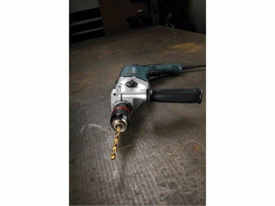 Extol Industrial vrtačka s příklepem, Click-lock, 1050W