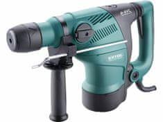 Extol Industrial Kladivo vŕtacie a sekacie, SDS-plus, príkon 1020W, energia úderu 7J, antivibračná rukoväť