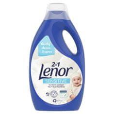 Lenor Sensitive gel za pranje, 2,09 l, 38 pranj