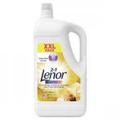Lenor Gold Orchid gel za pranje, 4,95 l, 90 pranj