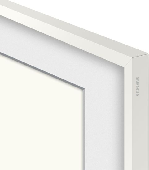 """Samsung Výměnný rámeček pro Frame TV 55"""", rovný, bílá 2021"""