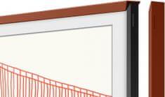 """SAMSUNG Cserélhető keret a Frame TV-hez, 65"""", ferdített, tégla 2021"""