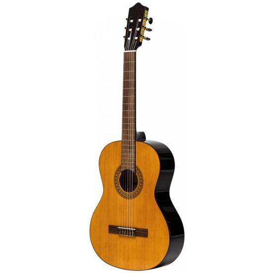 Stagg SCL60-NAT LH, klasická kytara 4/4 levoruká, přírodní