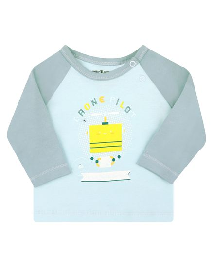 Nini majica za dječake od organskog pamuka ABN-2417