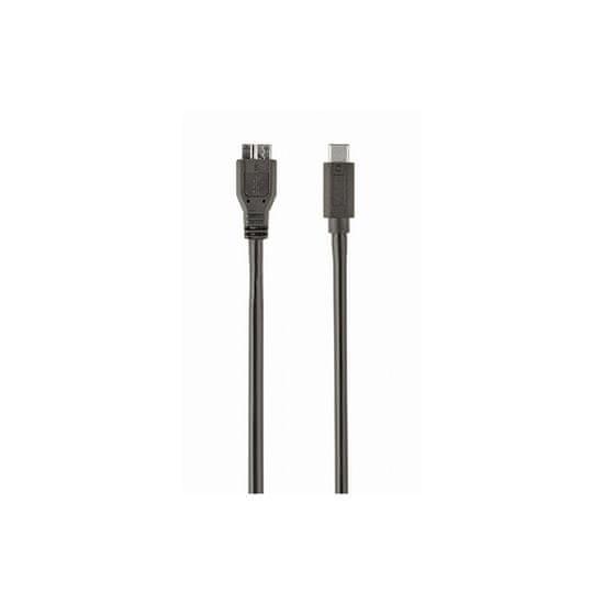 CABLEXPERT Kabel USB 3.0 Type-C (mBM/CM) 1m