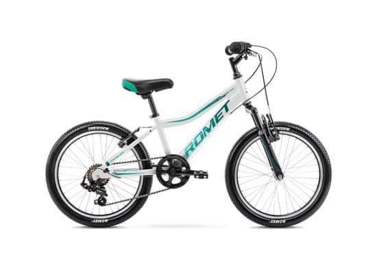 Romet Rambler 20 Kid 2 (2021) otroško kolo, belo-modro