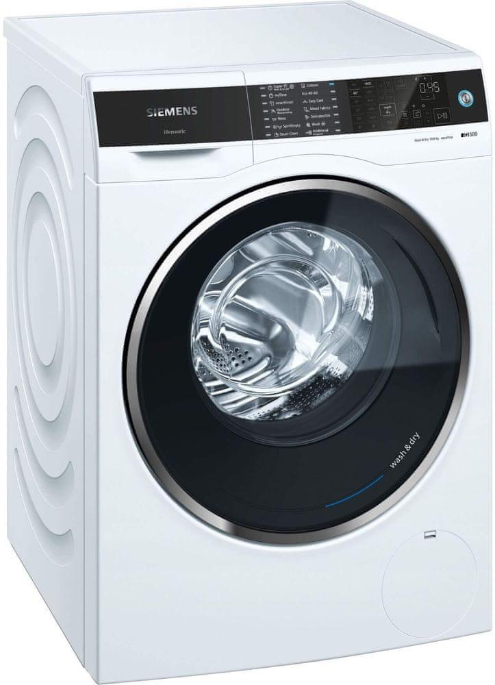 Siemens pračka se sušičkou WD4HU541EU