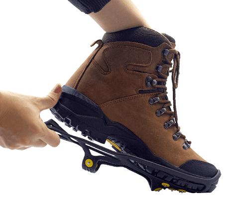 Bennon Protiskluzové návleky na obuv Crampon Yetti
