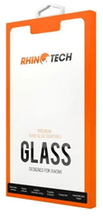RhinoTech 2 Tvrzené ochranné 2,5D sklo pro Xiaomi Redmi Note 9 Pro/Note 9S (Full Glue), černá RTX076
