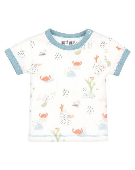 Nini majica za dječake od organskog pamuka ABN-2397