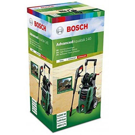 Bosch AdvancedAquatak 140 vysokotlaká myčka 2100W