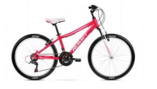 Romet Jolene 24 (2021) otroško kolo, belo-roza - Odprta embalaža