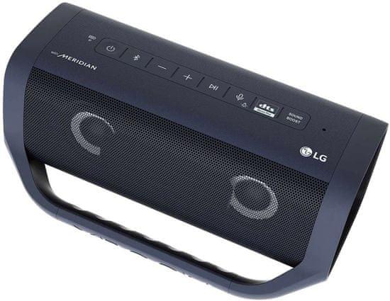 LG XBOOM Go PN5, černá