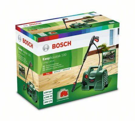 Bosch EasyAquatak 100 vysokotlaká myčka 1200W