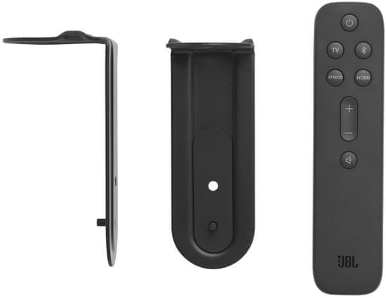 JBL Bar 5.0 MultiBeam zvočni sistem, črn
