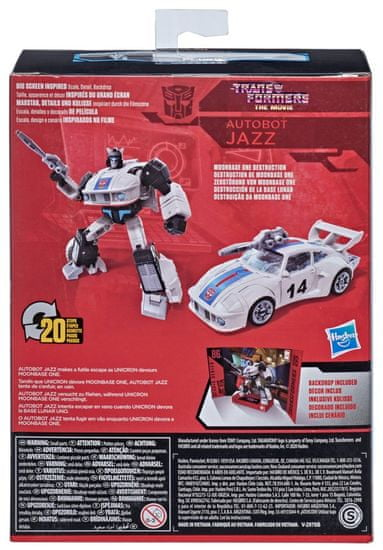Transformers GEN Studio Deluxe - 86 Jazz