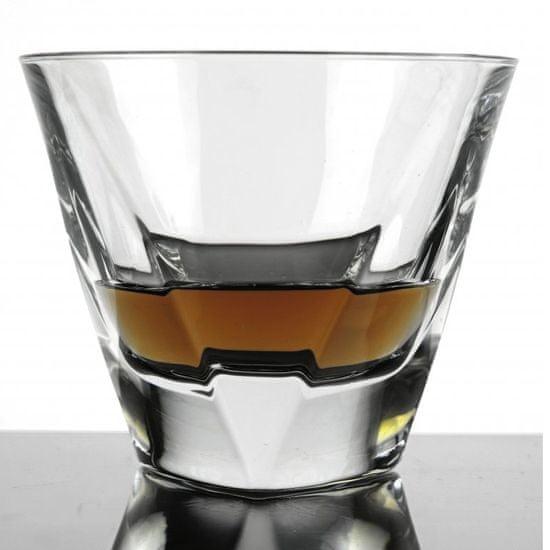 Bohemia Jihlava Bohemia Jihlava sklenice na whisky Triangle 320 ml 6KS