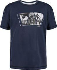 Regatta Dětské funkční tričko Regatta ALVARADO V tmavě modrá 134_140