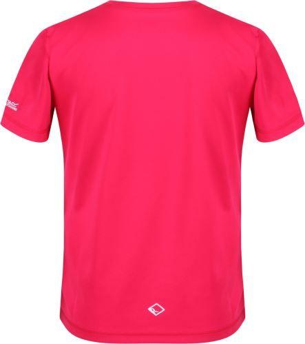 Regatta Dětské funkční tričko Regatta ALVARADO V tyrkysová