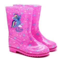 """Eplusm Lányok gumicsizma """"My Little Pony"""" - rózsaszín - 33/34"""