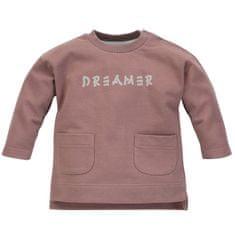 Pinokio gyerek pulóver Dreamer 1-02-2101-310E-CB, 68, barna