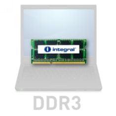 Integral pomnilnik (RAM), DDR3 8 GB, 1600 MHz, CL11, 1.35 V (IN3V8GNAJKILV)
