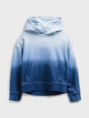 Gap Otroška Pulover dip-dye hoodie XS