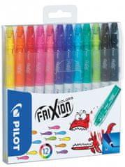 PILOT FriXion Colors , fix, sada 12 barev