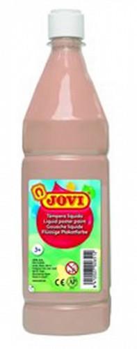 JOVI temperová barva 1000ml v lahvi tělová