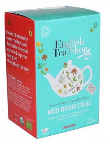 English Tea Shop Red Bush Chai