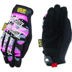 Mechanix Wear rukavice Original, Pink Camo, S