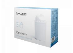 Ecosoft Náhradní vložka ke konvici ECOSOFT DEWBERRY 3 ks
