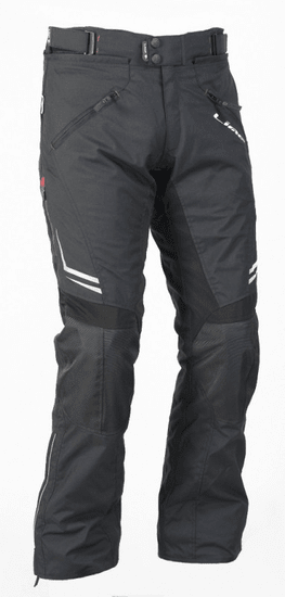MBW DAG textilní pánské moto kalhoty Velikost: 50 - délka nohavic ZKRÁCENÁ