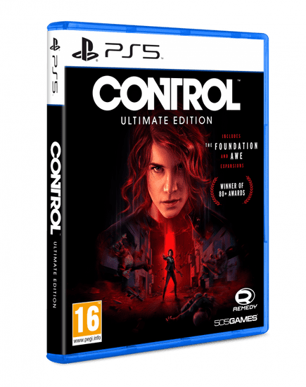 505 Gamestreet Control - Ultimate Edition igra (PS5)